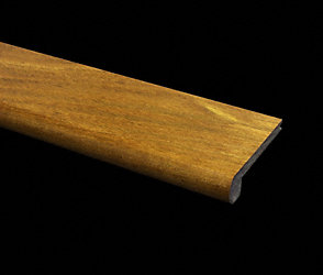 Prefinished Brazilian Cherry Stair Nose